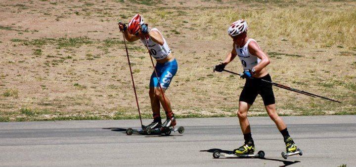 Nordic-Combinesd-rollar-ski-
