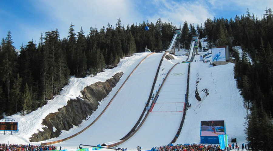 Whistler Olympic Park Appointed National Training Centre