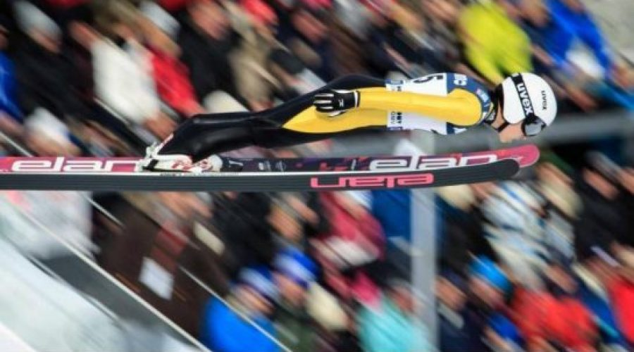 Atsuko Tanaka Finishes fourth at the World Cup in Sapporo Japan