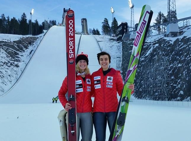Great Weekend for Canadian Ski Jumpers!