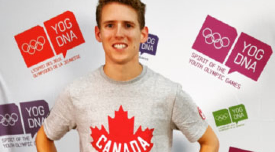 Eric Mitchell Named Young Ambassador To 2016 Youth Olympic Winter Games