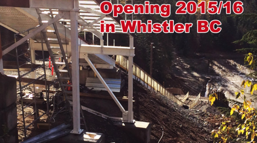 New Development Jumps Ready for Jumping in Whistler