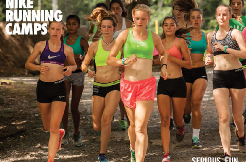 Nike Running Camps | Train. Compete. Improve.